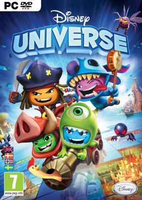Disney Universe til PC