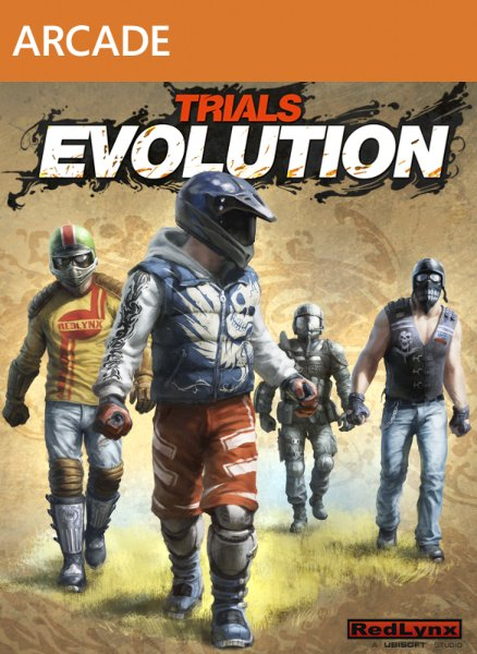 Trials Evolution til Xbox 360