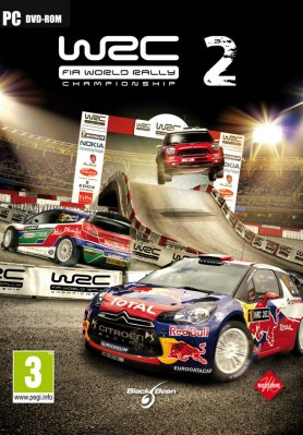 WRC: FIA World Rally Championship 2 til PC