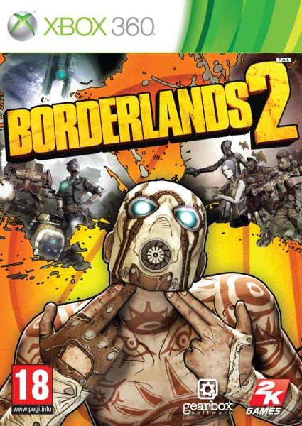 Borderlands 2 til Xbox 360