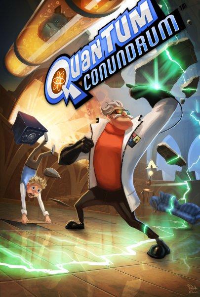 Quantum Conundrum til Xbox 360