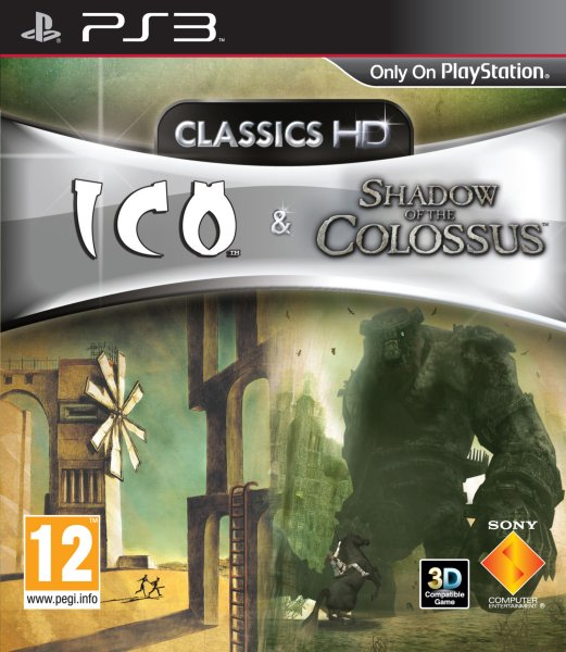 ICO & Shadow of the Colossus Classics HD til PlayStation 3