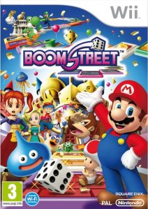 Boom Street til Wii