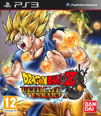 Dragon Ball Z: Ultimate Tenkaichi til PlayStation 3