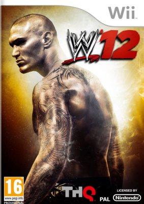 WWE '12 til Wii