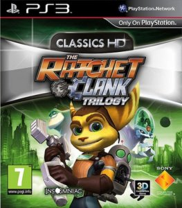 The Ratchet and Clank Trilogy til PlayStation 3