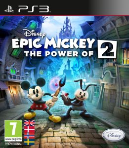 Epic Mickey 2: The Power of Two til PlayStation 3