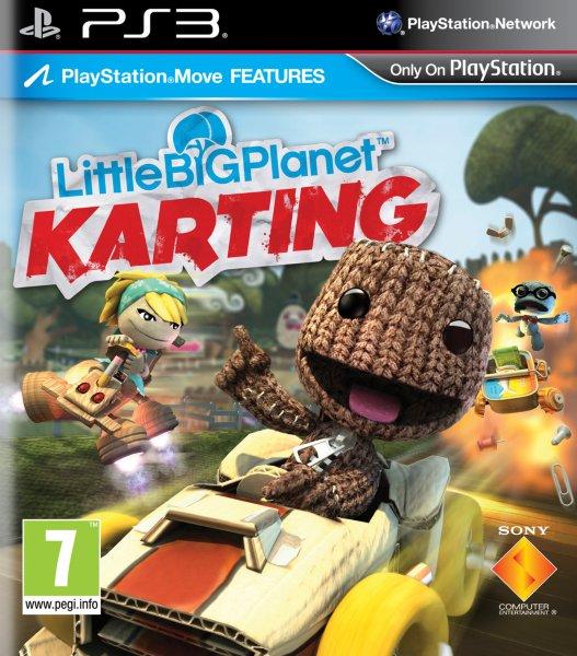 LittleBigPlanet Karting  til PlayStation 3