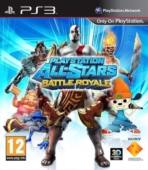 PlayStation All-Stars Battle Royale til PlayStation 3