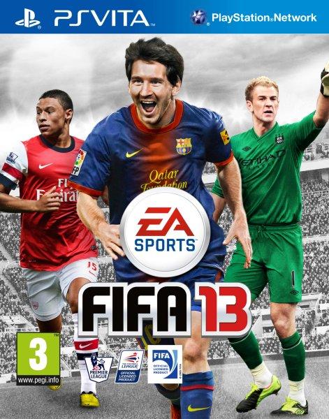 Fifa 13 til Playstation Vita