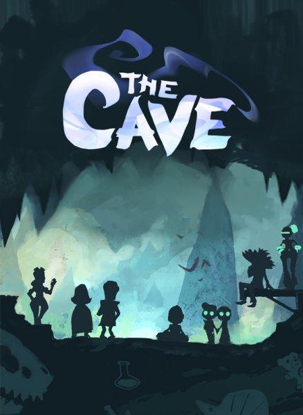 The Cave til PlayStation 3