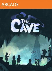 The Cave til Xbox 360
