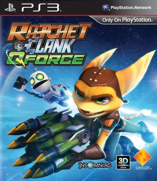 Ratchet & Clank: Q-Force til PlayStation 3