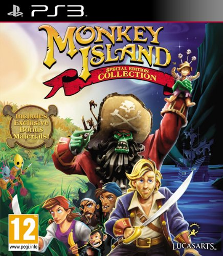 The Secret of Monkey Island: Special Edition Collection