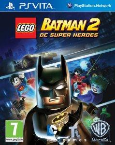 LEGO Batman 2: DC Super Heroes  til Playstation Vita