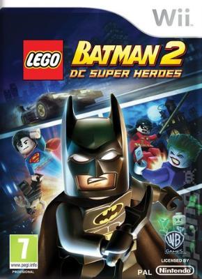 LEGO Batman 2: DC Super Heroes til Wii