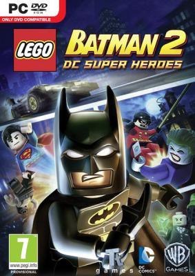 LEGO Batman 2: DC Super Heroes  til PC