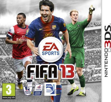 Fifa 13 til 3DS