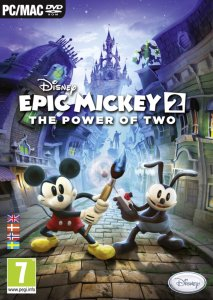 Epic Mickey 2: The Power of Two til PC