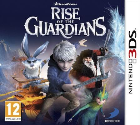 Rise of the Guardians til 3DS