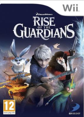 Rise of the Guardians til Wii