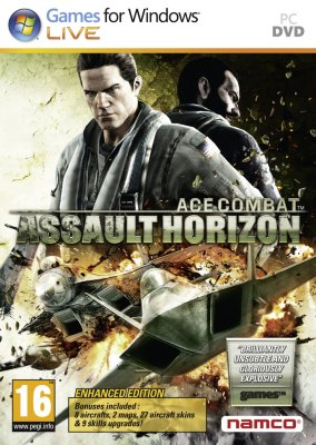 Ace Combat: Assault Horizon: Enhanced Edition til PC