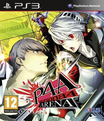 Persona 4 Arena til PlayStation 3