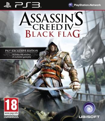 Assassin's Creed IV: Black Flag til PlayStation 3