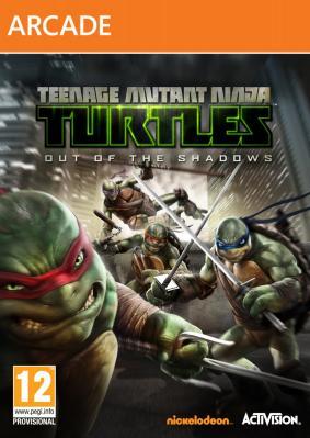 Teenage Mutant Ninja Turtles: Out of the Shadows til Xbox 360
