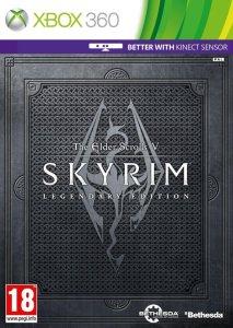 The Elder Scrolls V: Skyrim - Legendary Edition til Xbox 360