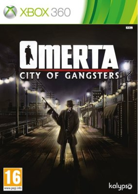 Omerta: City of Gangsters  til Xbox 360