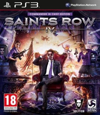 Saints Row IV til PlayStation 3