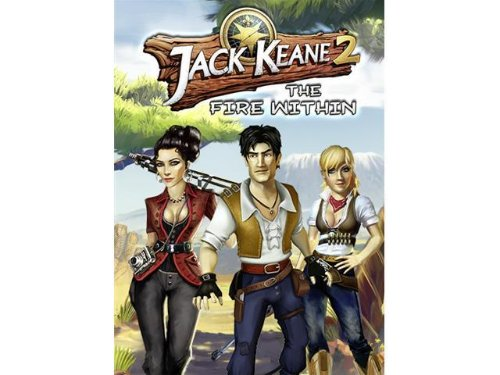 Jack Keane 2 - The Fire Within til PC