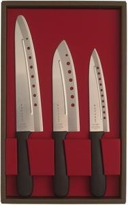 Satake NoVac SHG-1105 Set 1 - 3 Kniver