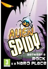 Alien Spidy: Between a Rock and a Hard