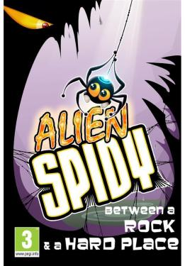 Alien Spidy: Between a Rock and a Hard til PC