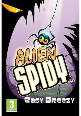Alien Spidy: Easy Breezy til PC