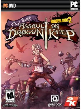 Borderlands 2 Tiny Tina's Dragon's Keep til PC