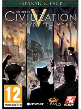 Civilization V: Brave New World til Mac