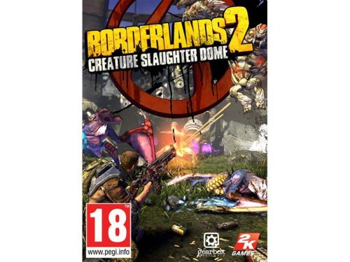 Borderlands 2: Creature Slaughterdome til Mac