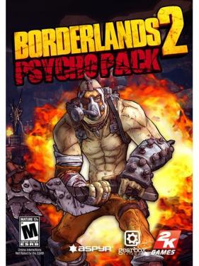 Borderlands 2 Psycho Pack til Mac