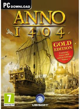 Anno 1404 Gold Edition til PC