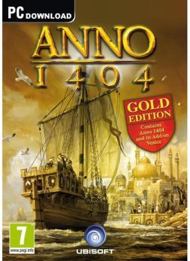 Anno 1404 Gold Edition til PC