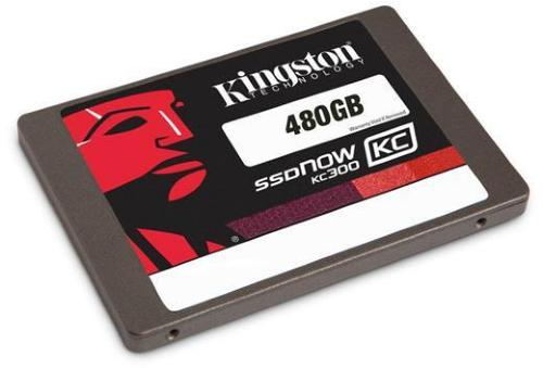 Kingston SSDNow KC300 480GB Kit