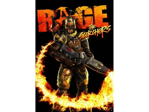 RAGE: The Scorchers til PC