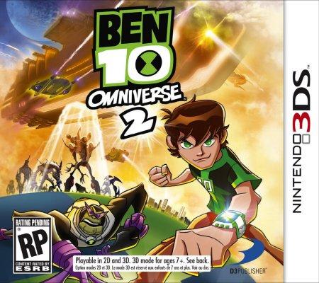 Ben 10 Omniverse 2          til 3DS