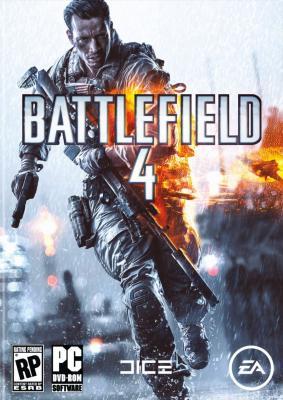 Battlefield 4 Deluxe edition til PC