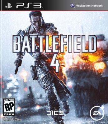 Battlefield 4 Limited Edition til PlayStation 3