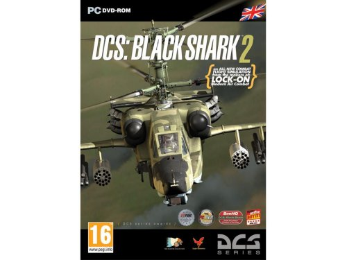 DCS: Ka-50 Black Shark 2 til PC