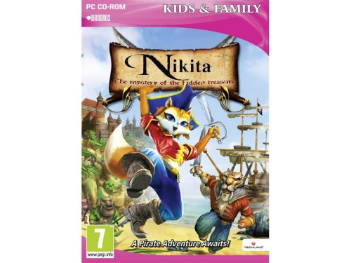 Nikita Hidden Tresure til PC